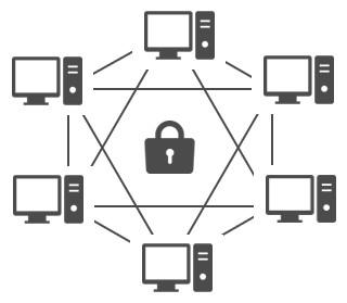ブロックチェーンログ監視画像_自社運営(オンプレミス)型